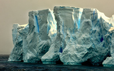 The Crown Iceberg